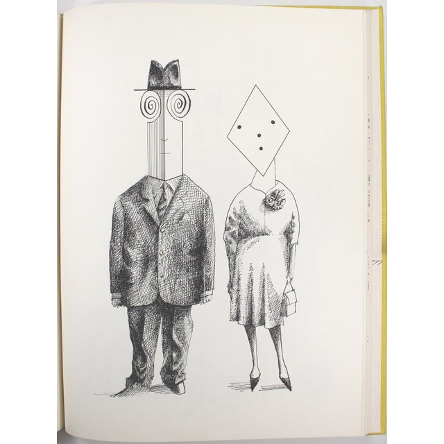 Saul Steinberg: The New World, First Edition - Image 8 of 11