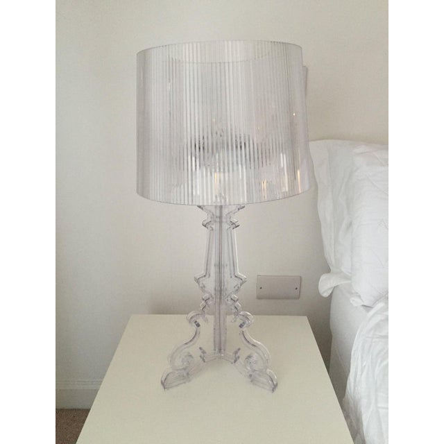 Kartell Bourgie Crystal Lamps - A Pair - Image 2 of 7