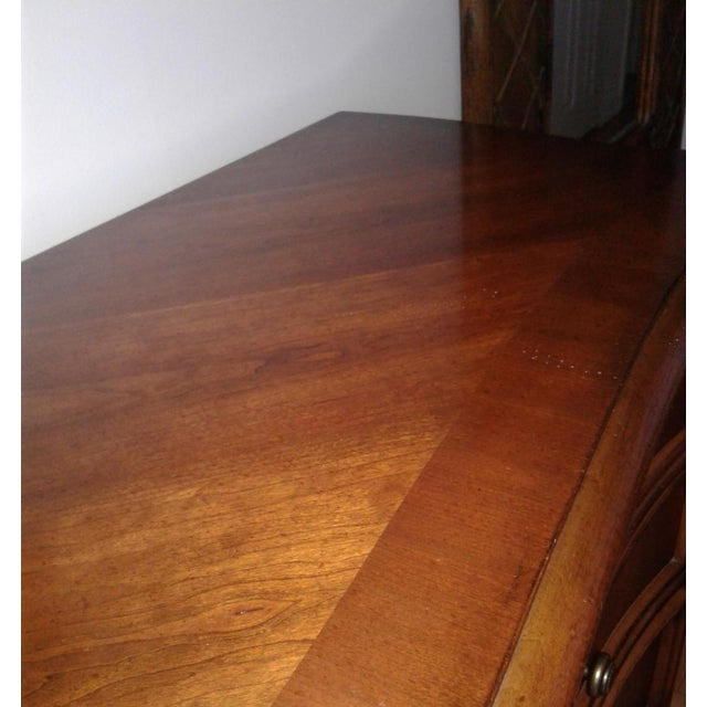 Drexel Heritage Tropical Style Large Bedroom Dresser | Chairish