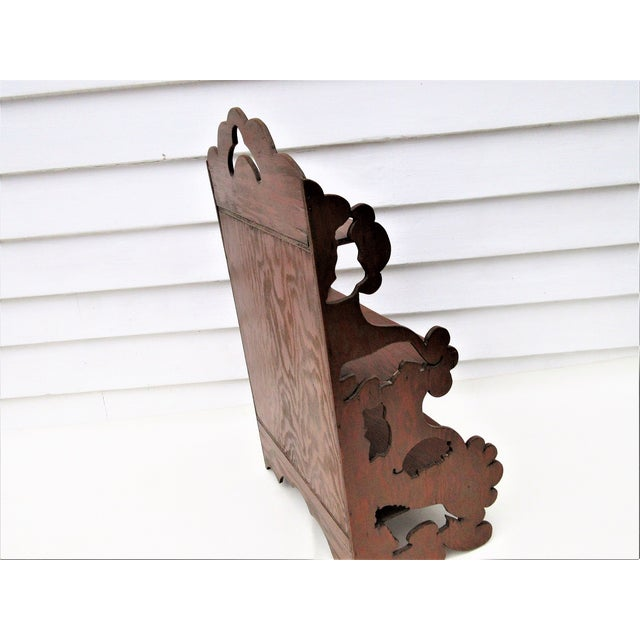 Wooden Tiered Display Shelf - Image 7 of 9