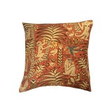 Image of Pillow With Monkey Jungle Print For Sale