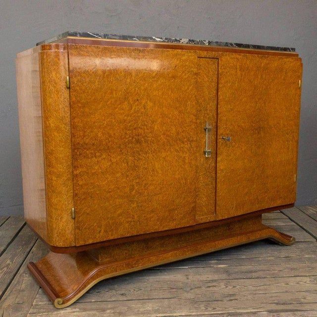 Small French Art Deco Style Sideboard - Image 2 of 11