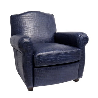 Pasargad Home Vicenza Collection Wing Chair For Sale