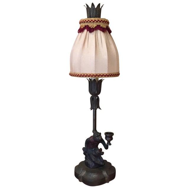 Chelsea House Monkey Lamp - Image 1 of 7