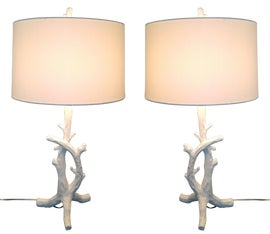 Image of Bedside Table Lamps