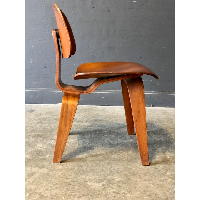 Herman Miller Eames for Herman Miller Occasional Chair For Sale - Image 4 of 11