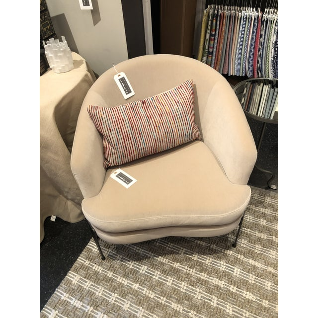 Aurelia Accent Chair For Sale In Chicago - Image 6 of 8