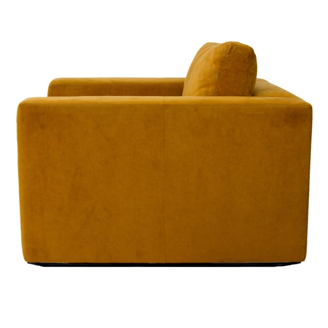Modern Jeffrey Bernett & Nicholas Dodziuk for Design Within Reach Armchairs - a Pair For Sale - Image 3 of 10