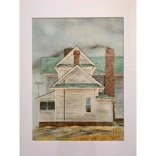 Vintage Farmhouse Watercolor Preview