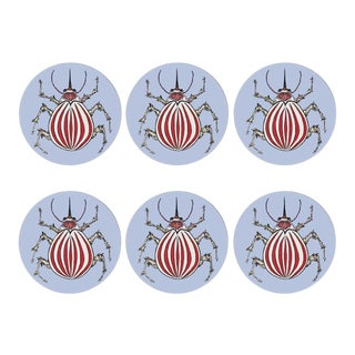 The Pandora Placemats Set of 6 For Sale