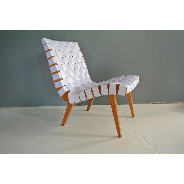 Lounge Chair by Jens Risom For Sale - Image 9 of 9
