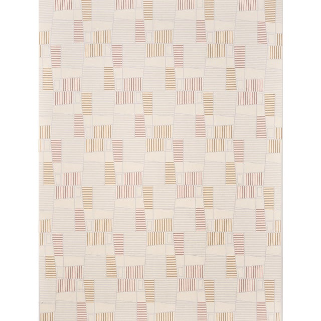 Schumacher Retronaut Area Rug in Hand-Tufted Wool, Patterson Flynn Martin For Sale