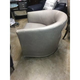 Crescent Moon Swivel Chair Preview