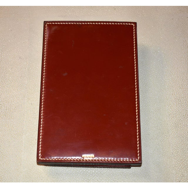 Paul Dupre Lafon for Hermes Nopepad For Sale In Los Angeles - Image 6 of 9