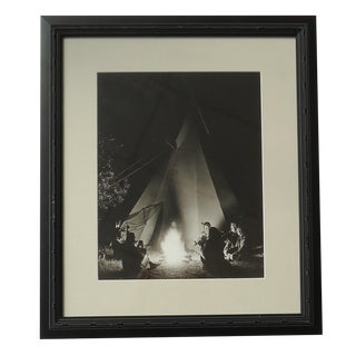 """Spirit Stories"" Native American Historical Photograph For Sale"