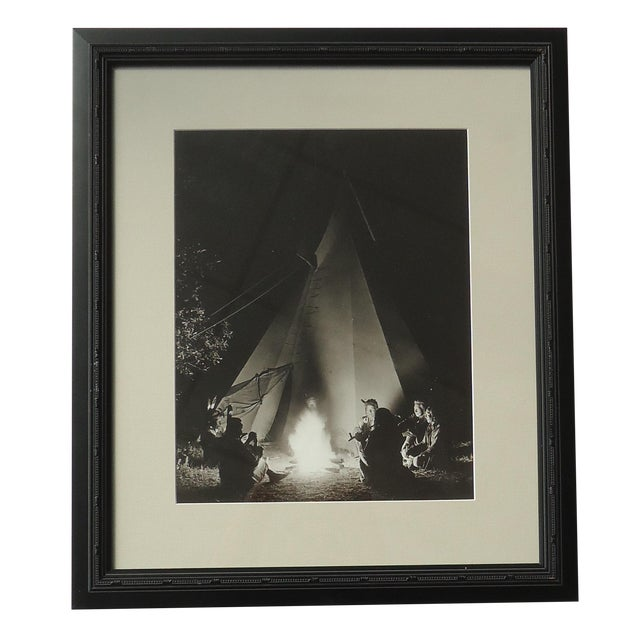 """""""Spirit Stories"""" Native American Historical Photograph For Sale"""