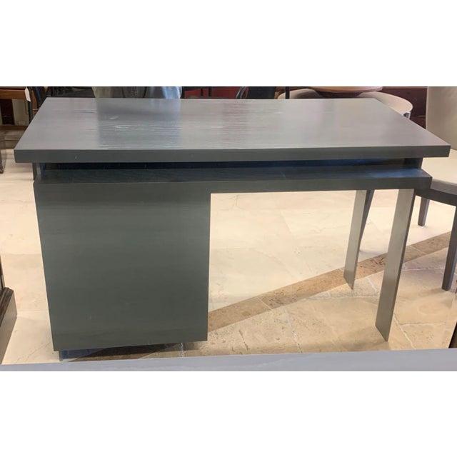 Industrial Industrial Antoine Proulx Tanker Desk For Sale - Image 3 of 13