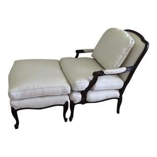 La-Z-Boy Elisabeth Stationary Chair & Ottoman