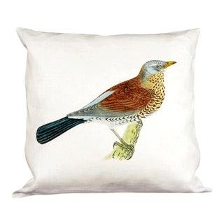 Thrush Pillow For Sale