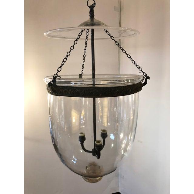 Vintage Val Saint Lambert Hundi Lantern For Sale - Image 13 of 13