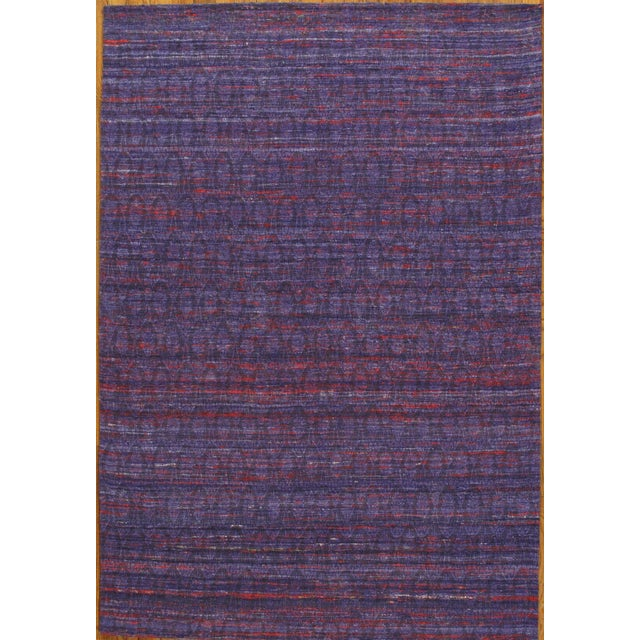 Pasargad Modern Collection Sari Silk Rug - 6' X 8' - Image 2 of 3
