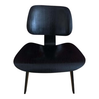1960s Eames Lcw Lounge Chair For Sale