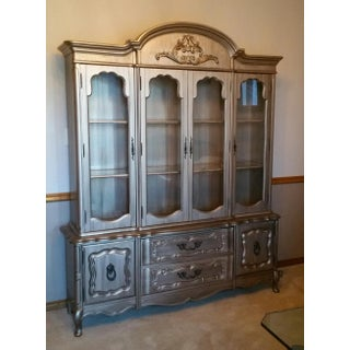 Bassett Furniture China Cabinet Preview