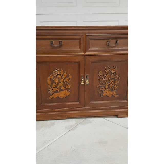 Sideboard Console Cabinet - Image 7 of 9