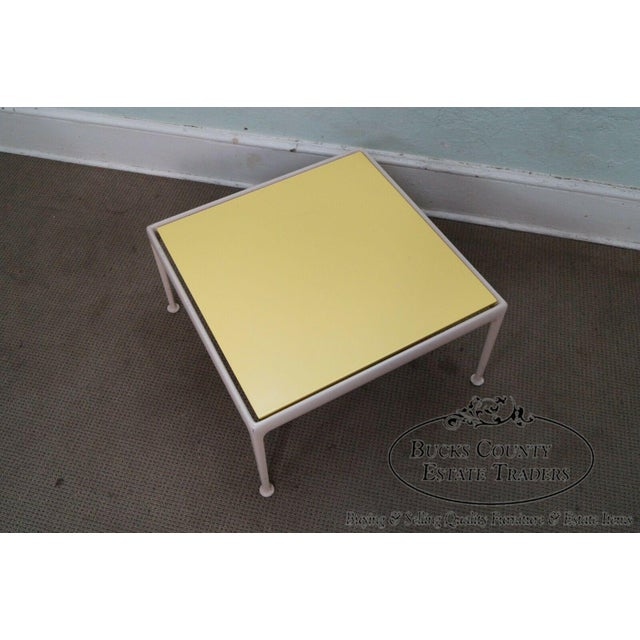 Richard Schultz Knoll Vintage Cocktail Coffee Table For Sale - Image 10 of 13