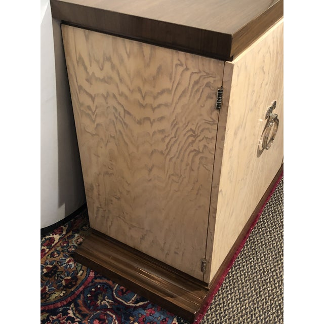 Tommi Parzinger Spectacular Sideboard / Credenza Branded Parzinger Original For Sale - Image 9 of 13