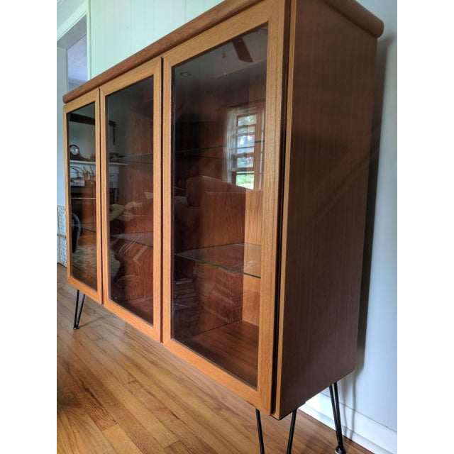 Mid-Century Modern 1970s Rasmus Bookcase For Sale - Image 3 of 7