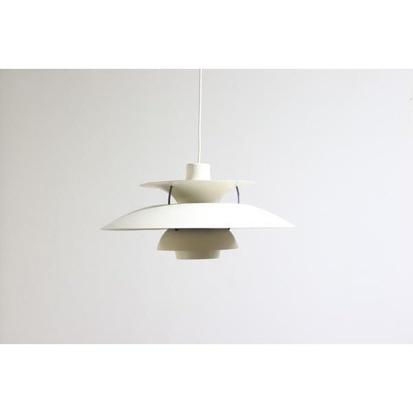 Paul henningsen ph5 pendant light chairish paul henningsen ph5 pendant light image 2 of 7 aloadofball Choice Image