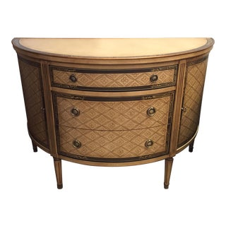 Ardley Hall Demilune Cabinet For Sale