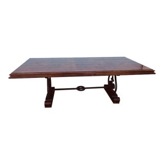 Hickory Furniture Dining Table For Sale