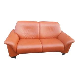 Ekornes Stressless Dual Recliner Sofa / Love Seat For Sale