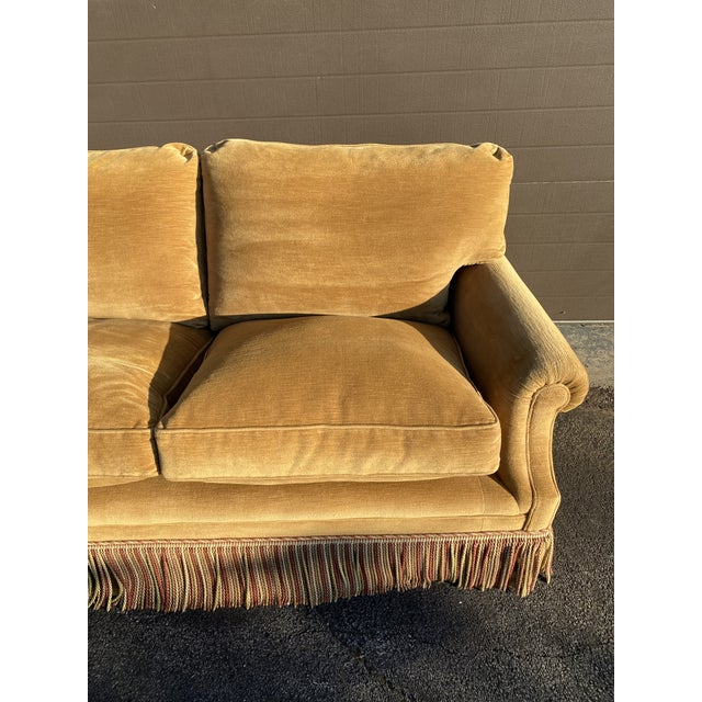 George Smith George Smith Laidback Arm Sofa For Sale - Image 4 of 8