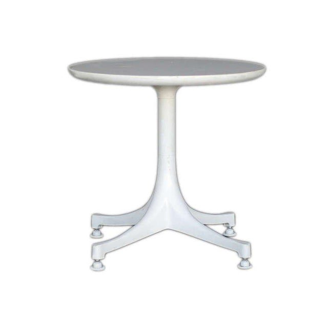 This item is 25% off in celebration of Harveys on Beverly's 50th Anniversary! The pedestal table designed by George Nelson...