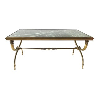 Vintage R. Subes Coffee Table For Sale