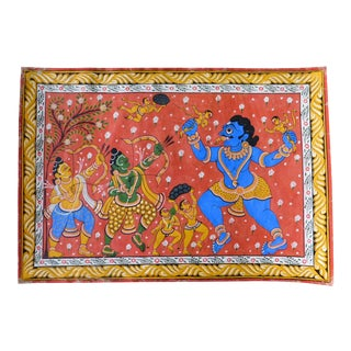 Vintage Orissa Indian Art For Sale
