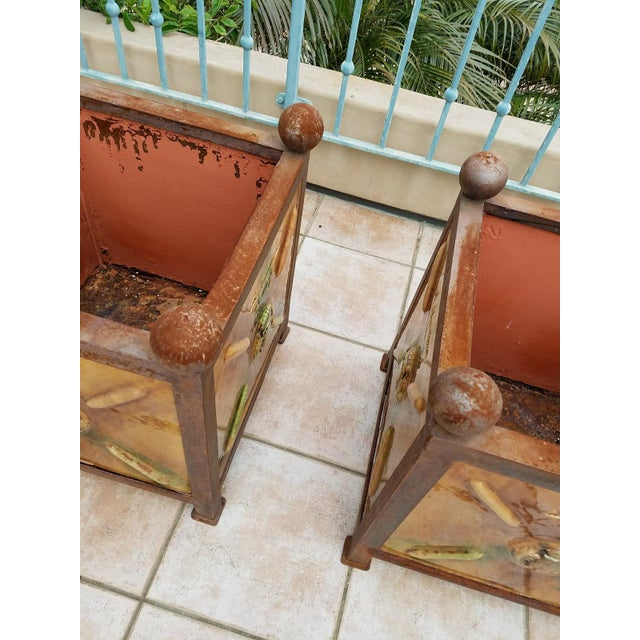 French Anduze Garden Planters - A Pair - Image 4 of 9