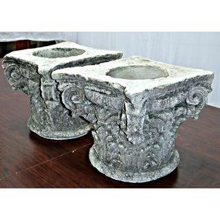 Concrete Capitals - A Pair Preview