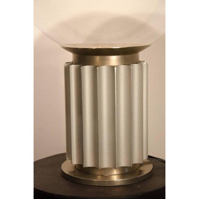 Taccia Blown Glass Lamp - Image 3 of 9