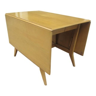 Heywood Wakefield Drop Leaf Table