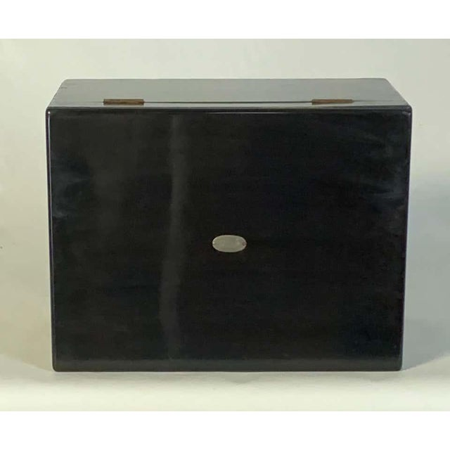 Paint Chinese Export Cigar Humidor For Sale - Image 7 of 13