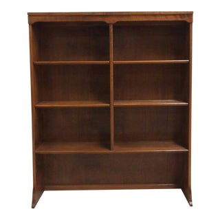 Ethan Allen Heirloom Nutmeg Crp Room Plan Dresser / Bookcase