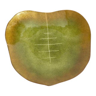 Green Leaf Plate For Sale
