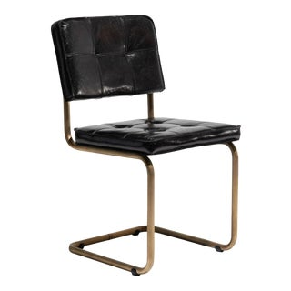 Marcel Breuer Style Carlos Chair by Industry West For Sale