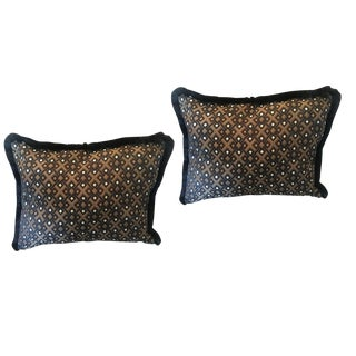 Moroccan Pillow Covers - A Pair For Sale