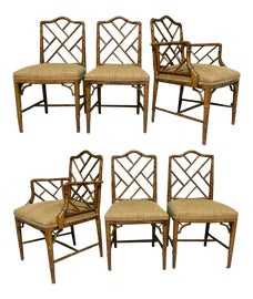 Image of Century Furniture Dining Chairs