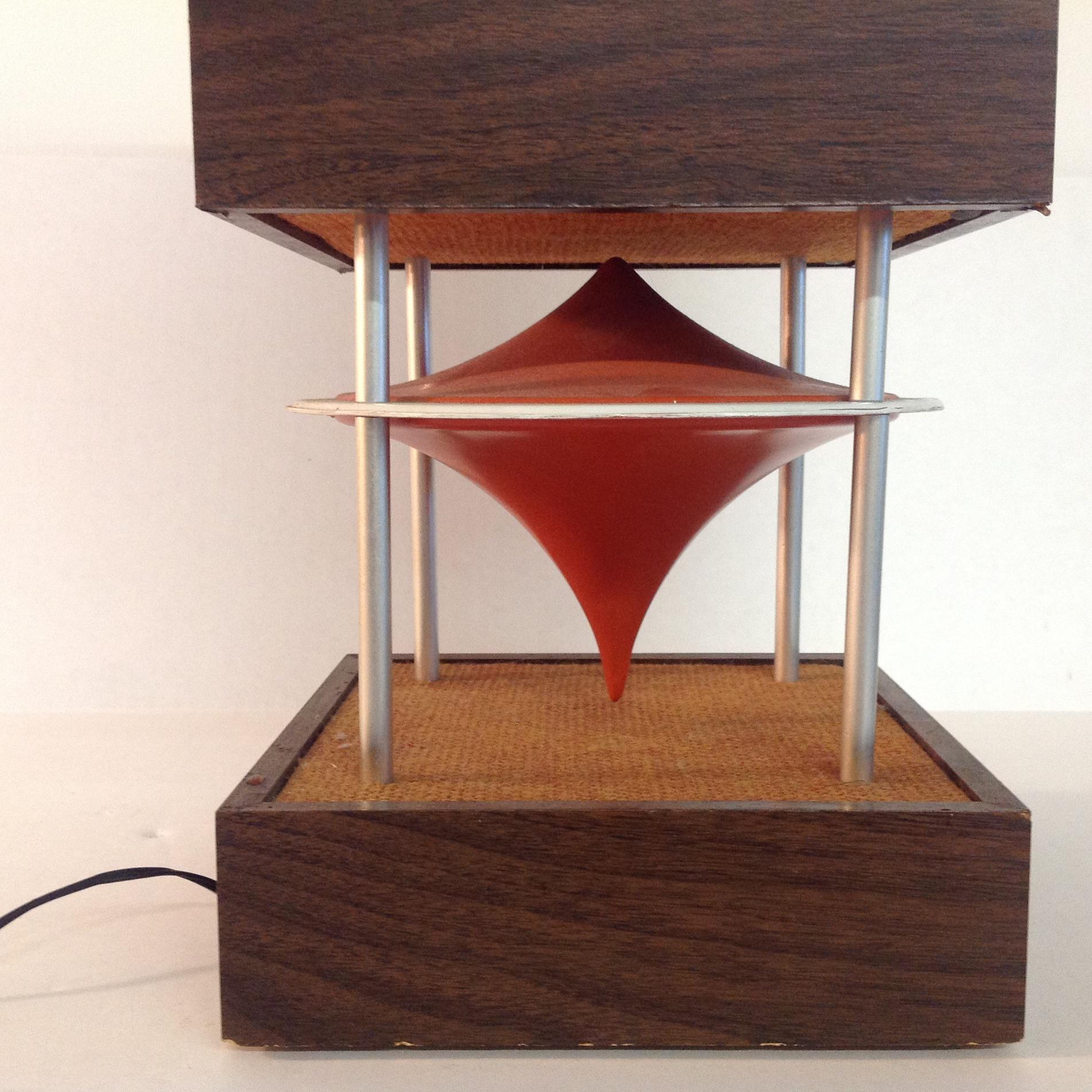Vintage Atomic Style Speaker   Image 7 Of 7
